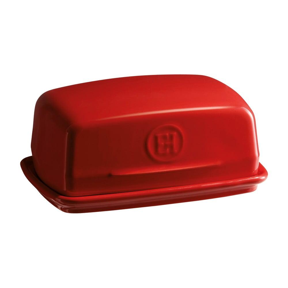Červená máslenka Emile Henry