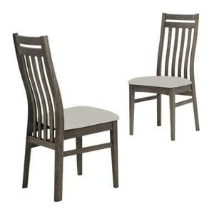1 židle Geranium Smoked Beige