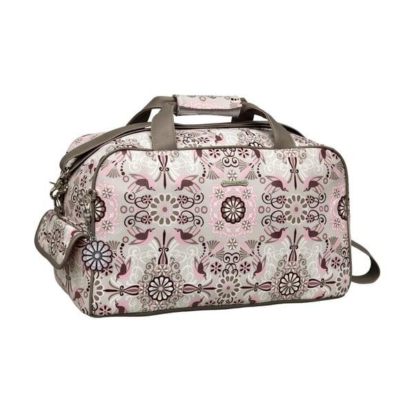 Cestovní taška Catalina Estrada Bird, 45 cm