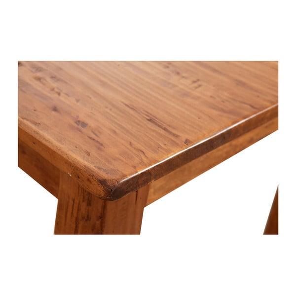 Dřevěný jídelní stůl Crido Consulting Feast, 90 x 90 cm