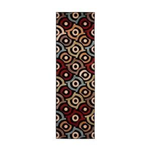 Covor Nourtex Modesto Mondrian Kajallo Lungo, 229 x 69 cm