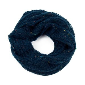 Kruhová šála Scarf Dark Blue