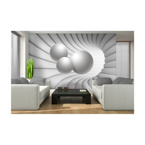 Velkoformátová nástěnná tapeta Vavex Balls, 416 x 254 cm