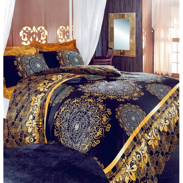 Obliečky s plachtou Osman, 200×220cm