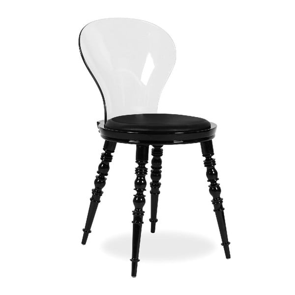 Židle Cush Transparent