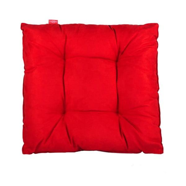 Sedák na zem Complete, červený