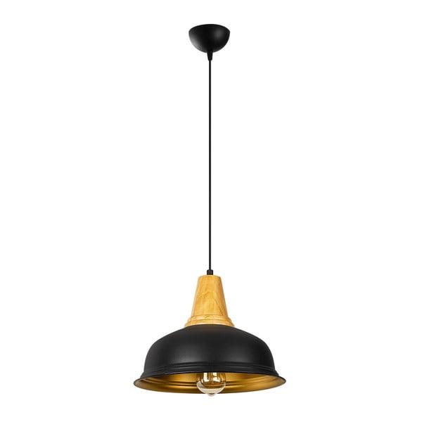 Asimina fekete fém függőlámpa - Opviq lights