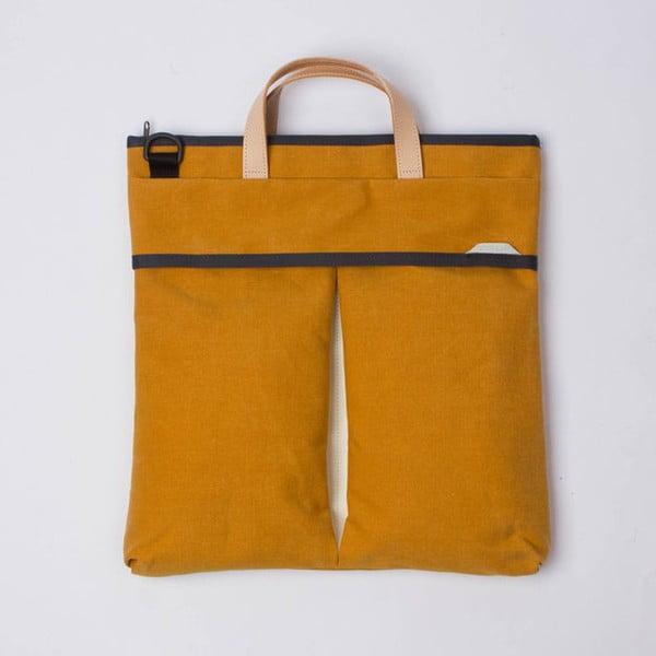 Taška R Tote 401, mustard