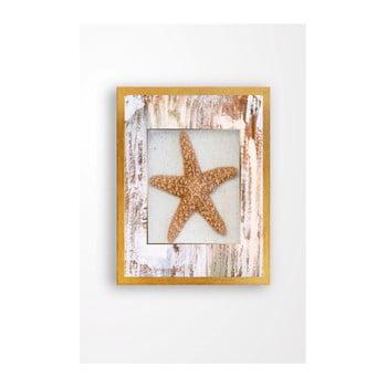 Tablou pe pânză Tablo Center Starfish, 29 x 24 cm de la Tablo Center