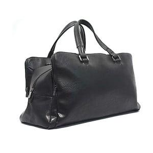 Cestovní taška Bobby Black - černá, 50x30 cm