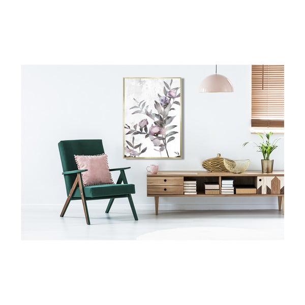 Obraz na plátně Styler Flora, 62 x 82 cm