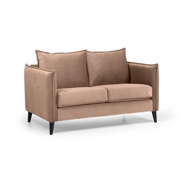 Canapea cu 2 locuri Softnord Leo, bej