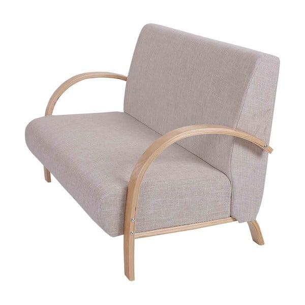Dvoumístná sedačka Spiez Beige
