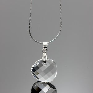 Náhrdelník Swarovski Soft Crystal