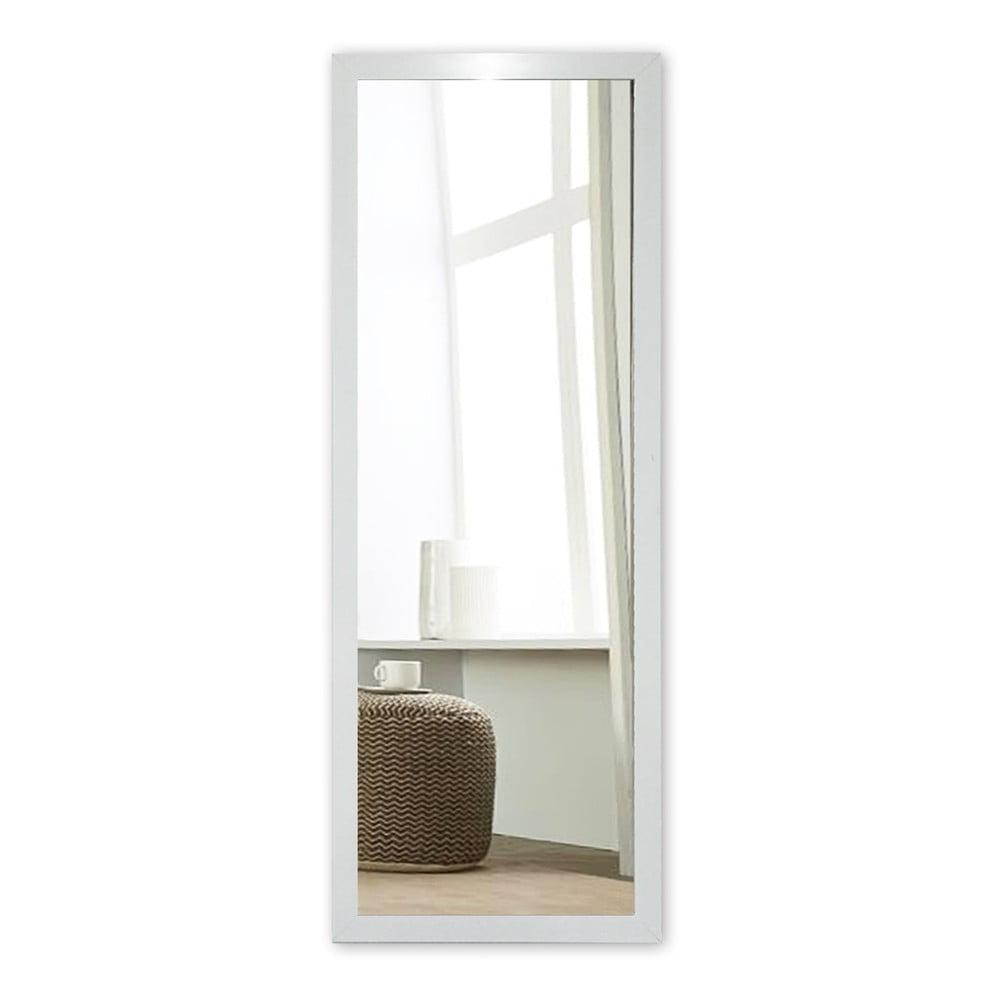 Nástěnné zrcadlo s rámem ve stříbrné barvě Oyo Concept Ibis, 40 x 105 cm