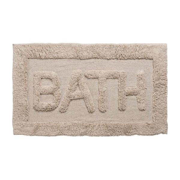Koupelnová předložka Bath, 50x80 cm