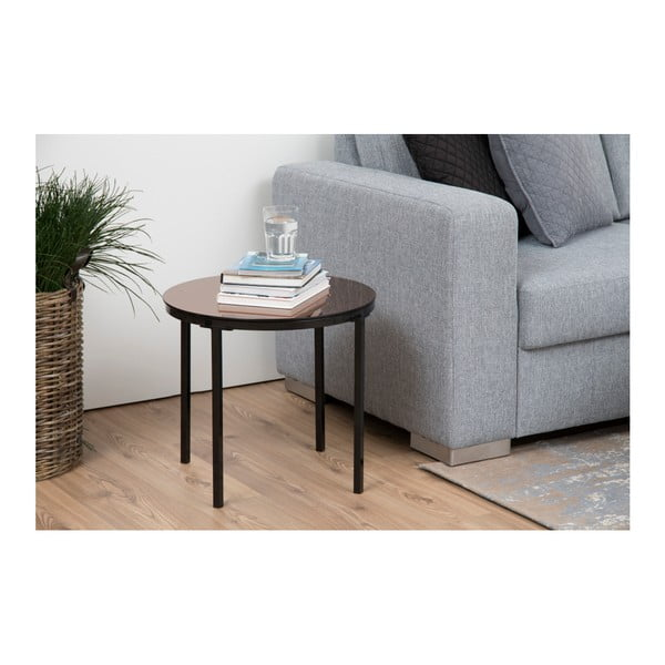 Odkládací stolek Actona Gina, ⌀ 50 cm