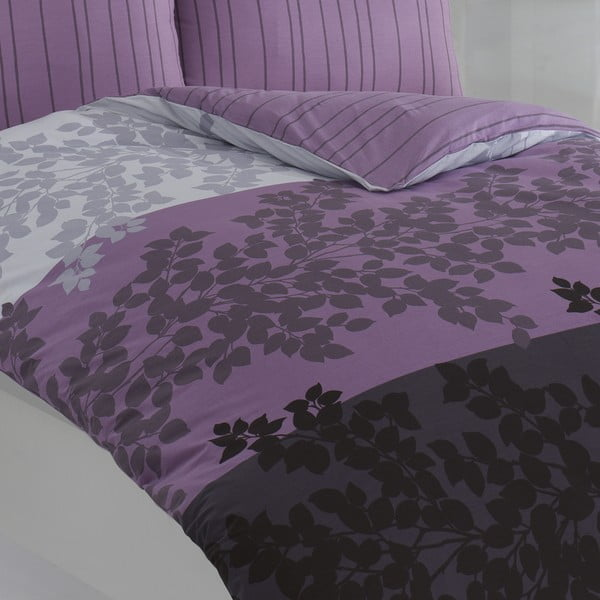 Povlečení Serenity Lilac, 135x200 cm