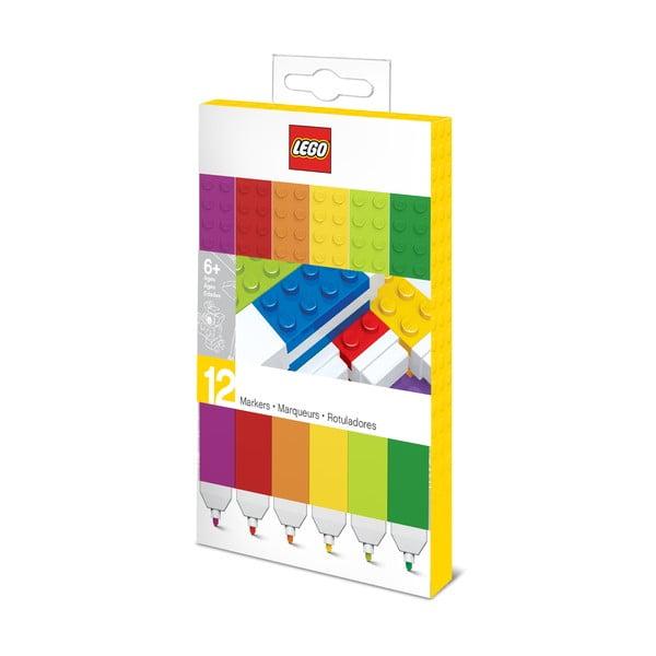 Set 12 carioci LEGO®
