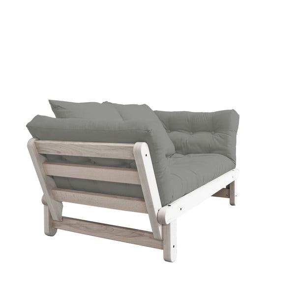 Canapea extensibilă Karup Beat Natural/Grey
