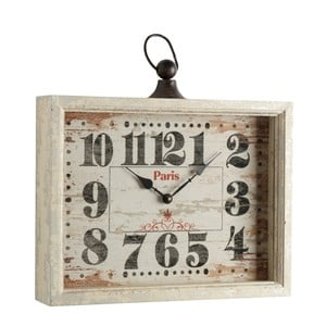 Nástěnné hodiny, 40x43x9 cm