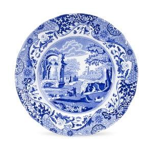 Sada 4 bílomodrých talířů Spode Blue Italian, ø 23 cm