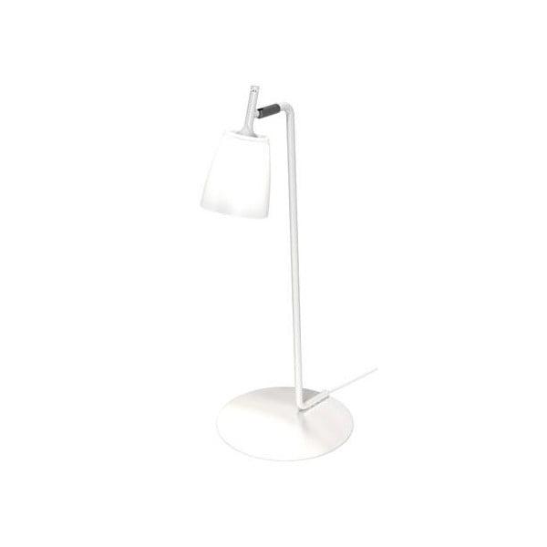 Stolní lampa Nordlux Luna, bílá