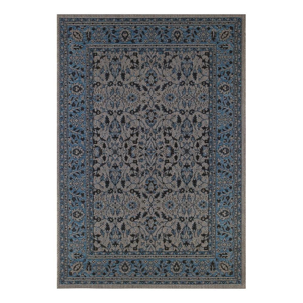 Tmavě modrý venkovní koberec Bougari Konya, 160 x 230 cm