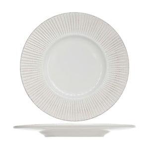 Bílý dezertní talířek Cosy&Trendy Epis