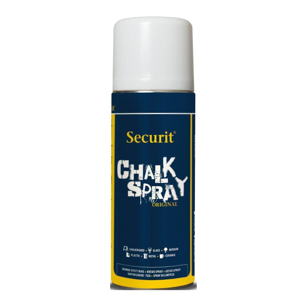 Bílý křídový sprej Securit® Chalk Spray
