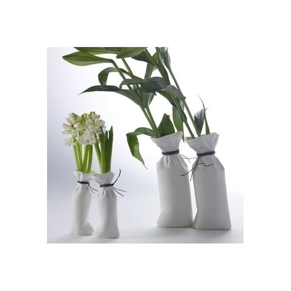 Porcelánová váza Sack, 16 cm