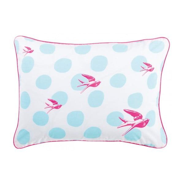 Povlak na polštář Pink Birds, 50x70 cm