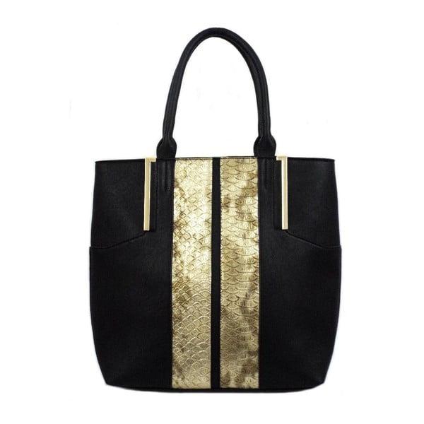 Kabelka Leila Eve Shopper Gold