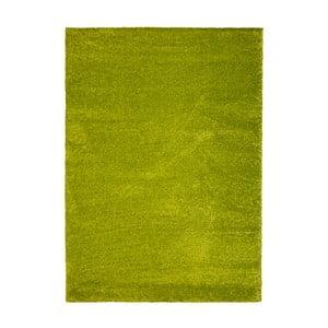 Zelený koberec vhodný i na ven Universal Catay, 100 x 150 cm