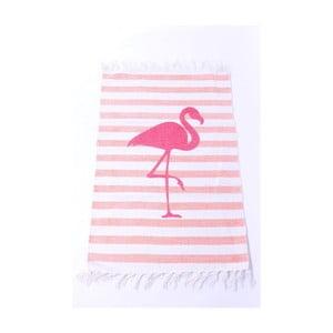 Koberec La Finesse Tropica Pink, 60x90 cm