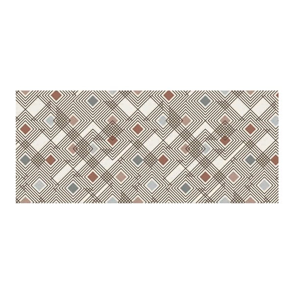 Koberec Floorita Diamond Multi, 60 x 115 cm