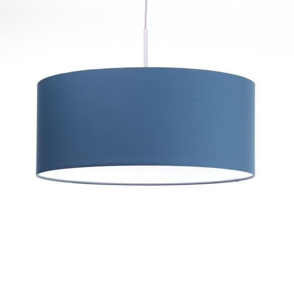 Modré stropní světlo 4room Artist, variabilní délka, Ø 60 cm