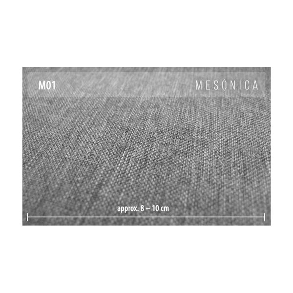 Saltea din latex MESONICA Azure, 200x160cm
