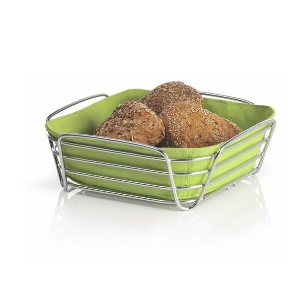 Větší ošatka na pečivo DELARA, zelená