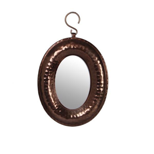 Zrcadlo Laura Bronze, 22x17 cm
