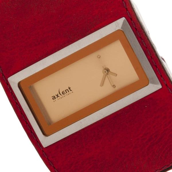 Kožené dámské hodinky Axcent X69911-738