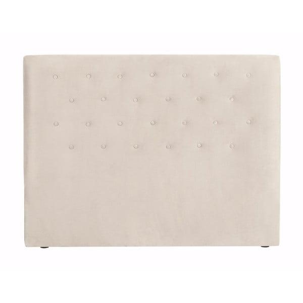 Krémové čelo postele Windsor & Co Sofas Astro, 140 x 120 cm