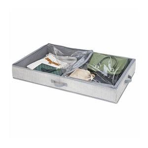 Úložný box pod postel InterDesign Aldo, 2 přihrádky