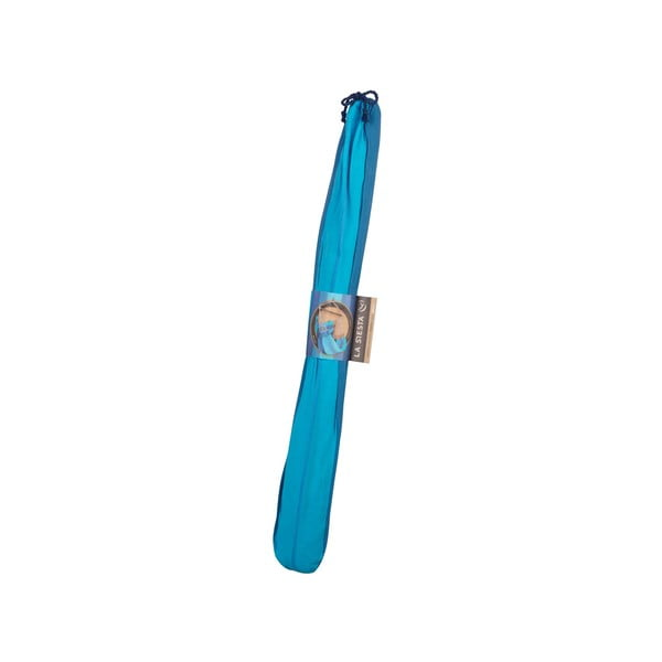 Houpací křeslo Orquidea, modrá