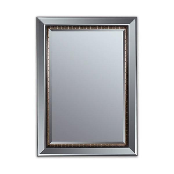 Nástěnné zrcadlo ve zlaté barvě Santiago Pons Strike, 80x110cm