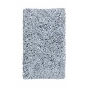 Šedomodrá koupelnová předložka Aquanova Mezzo, 70 x 120 cm