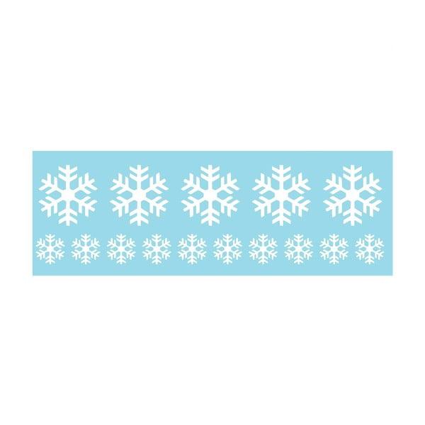 Autocolant electrostatic Ambiance Bright White Snow