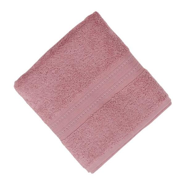 Różowy ręcznik Lavinya,50x90cm