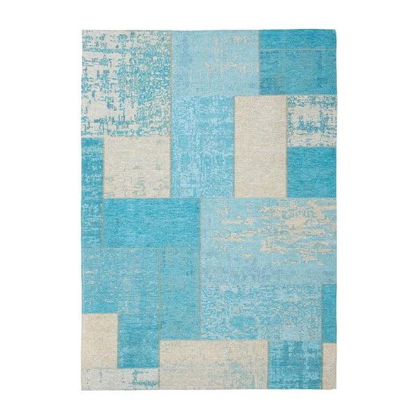 Koberec Leonardo 548 Turquoise, 60x110 cm
