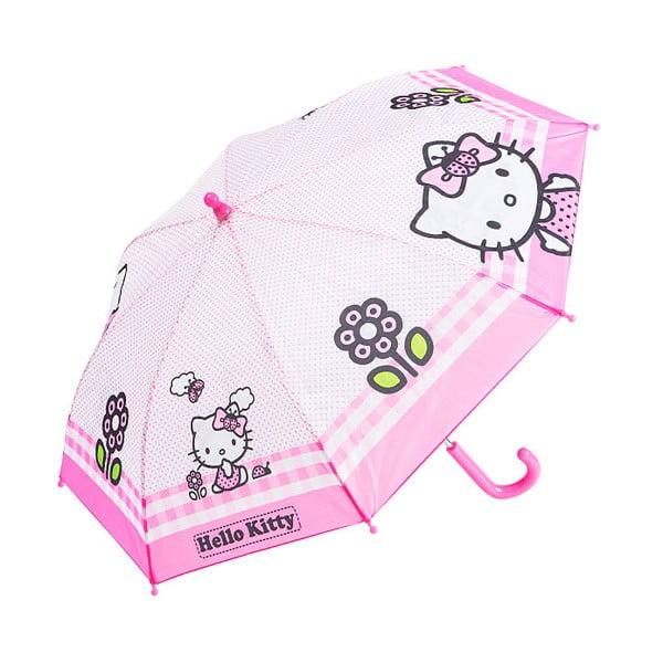Dětský deštník Ambiance Hello Kitty Rose Pale